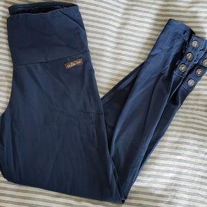 Matilda Jane blue leggings